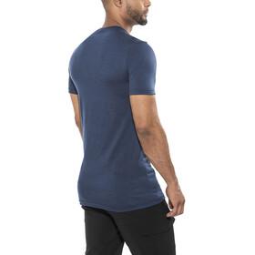 Aclima M's LightWool T-Shirt Insignia Blue